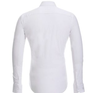 Сорочка мужская белая Patrikman